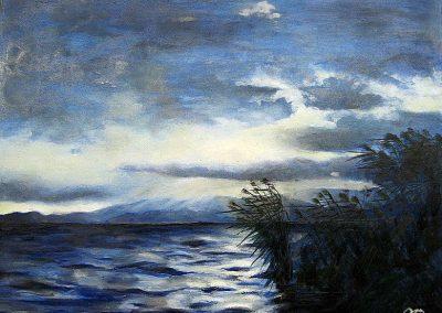 Tájkép festmény rendelés