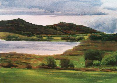 Tájkép festmény rendelésre